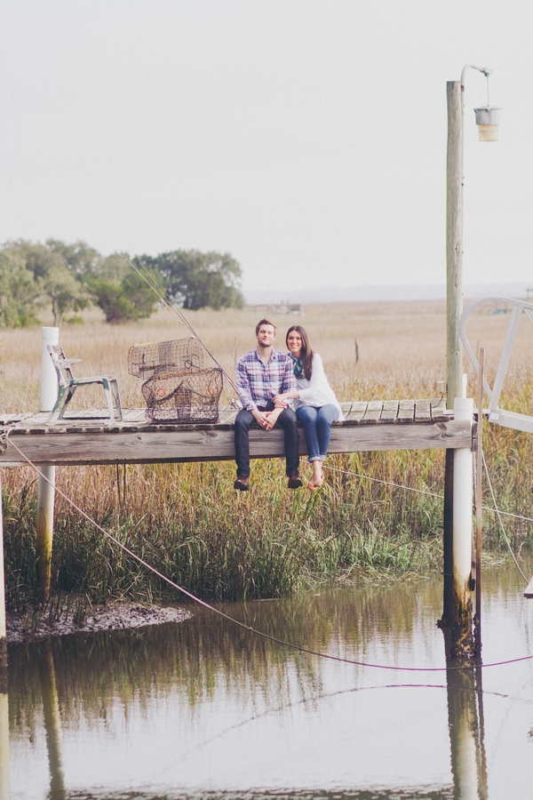 Georgia Engagement by Mintwood Photo Co.
