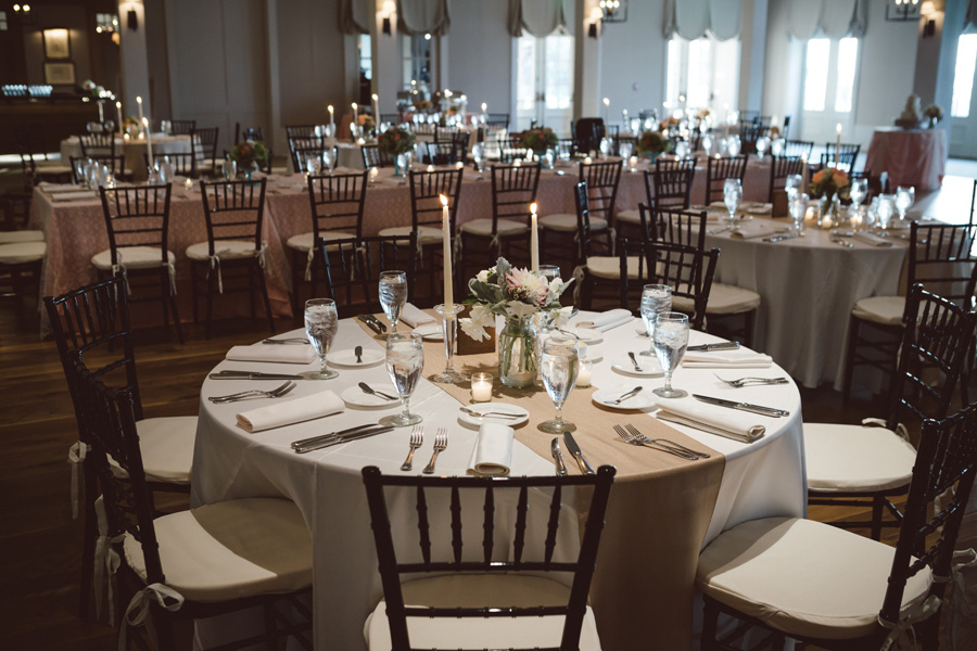 Kiawah Island wedding at The River Course