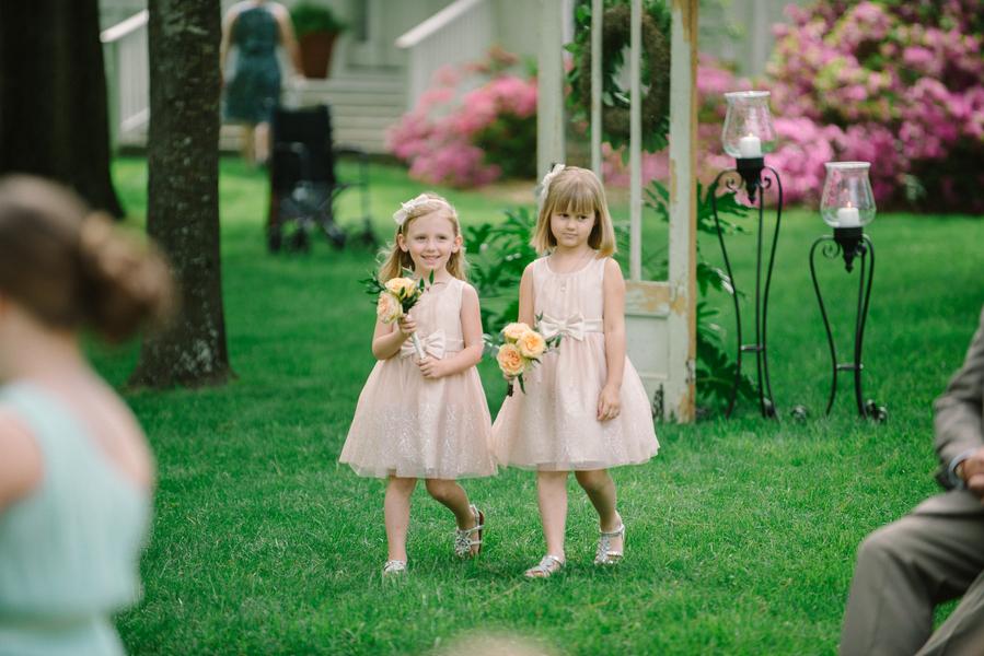 Myrtle Beach Flower Girls