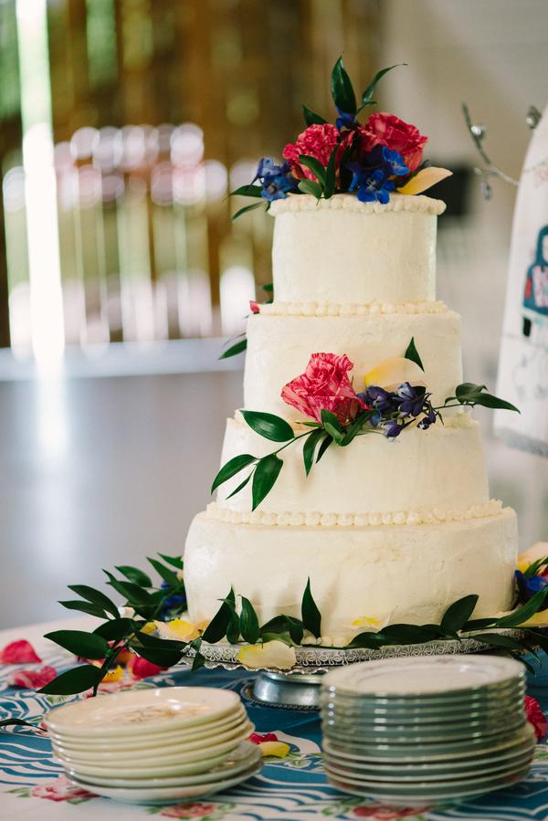 Myrtle Beach Wedding Cake