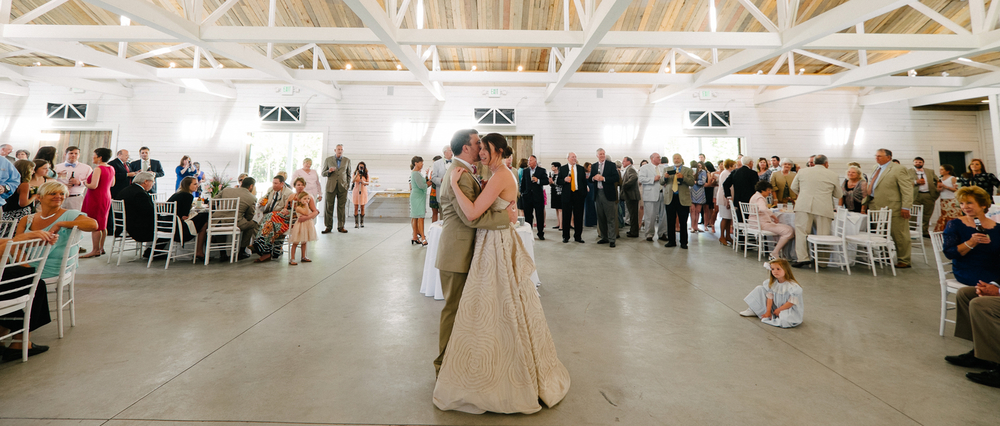 First Dance at Wildberry Farms