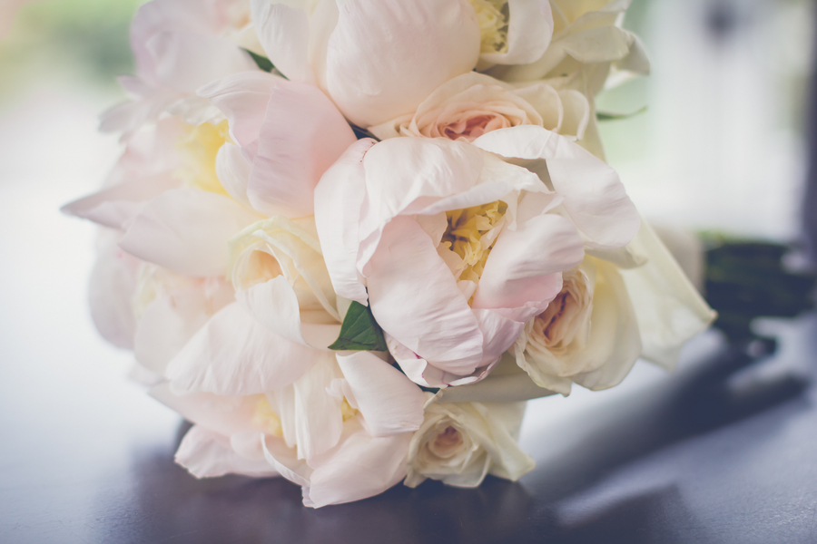 Pale Pink Peony Bouquet