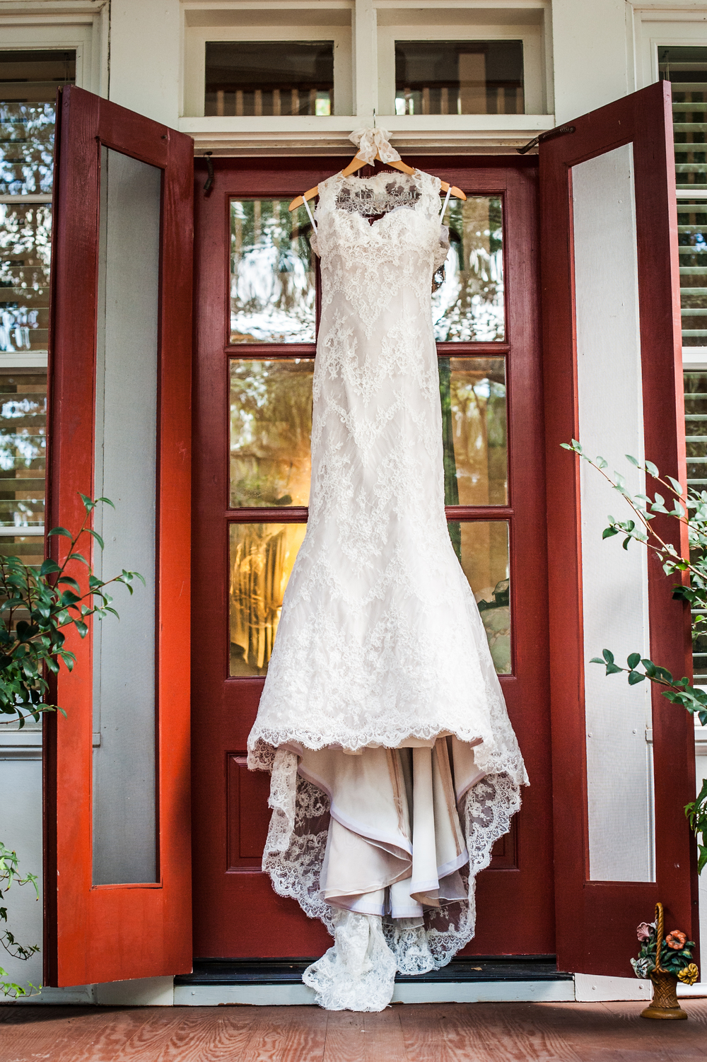 Lowcountry Wedding Dress at Brookland Pointe