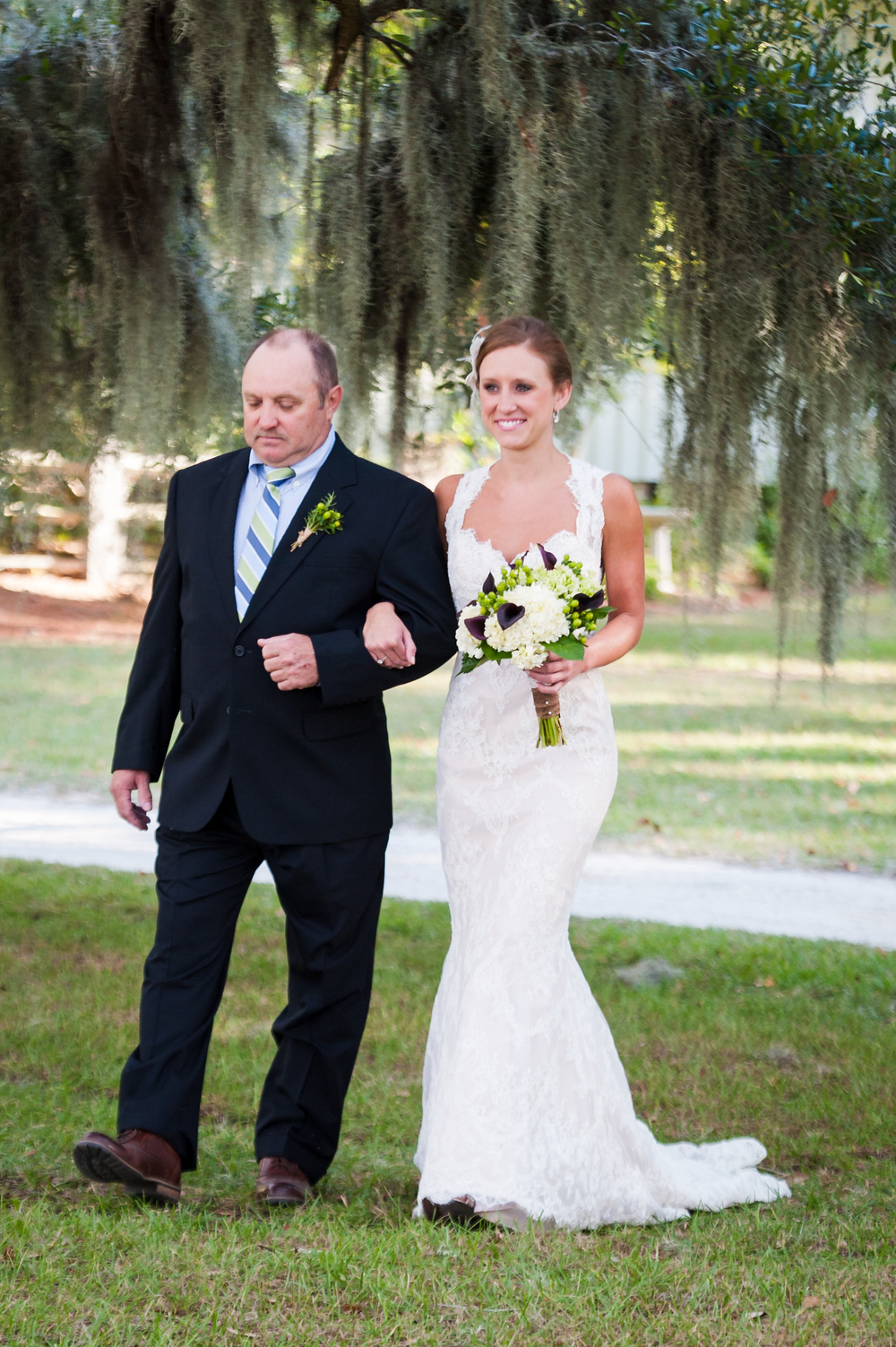 Edisto Island Wedding Ceremony