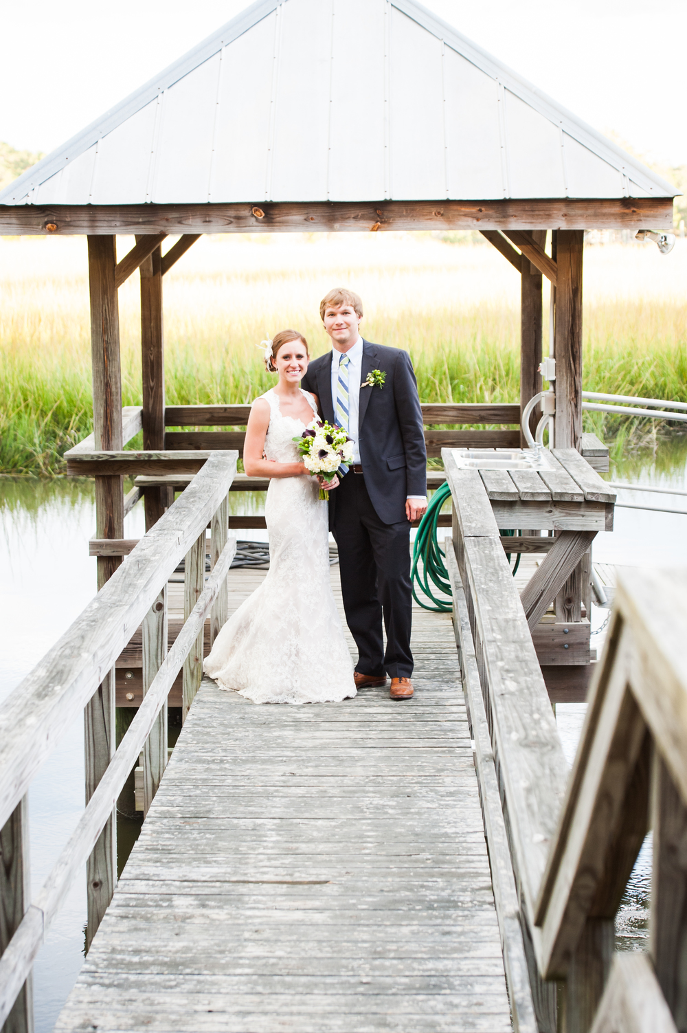 Coastal Edisto Island Wedding