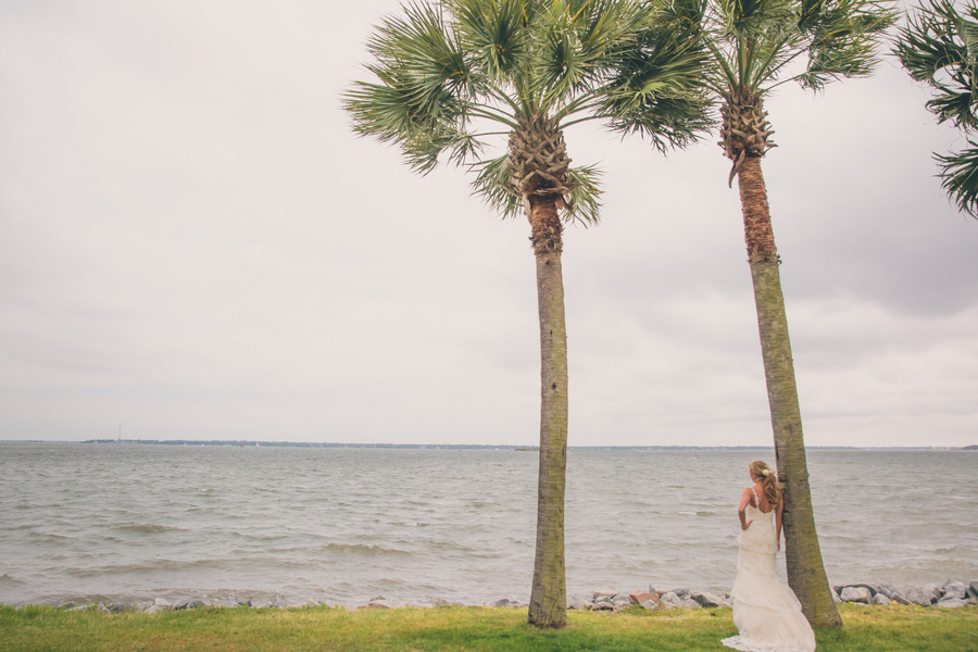 Charleston Harbor Resort & Marina Wedding