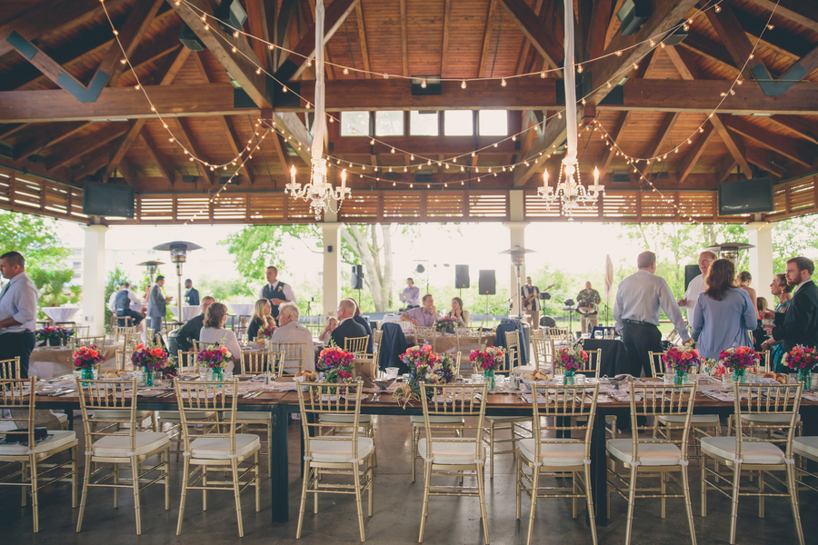 Charleston wedding at Lookout Pavilion