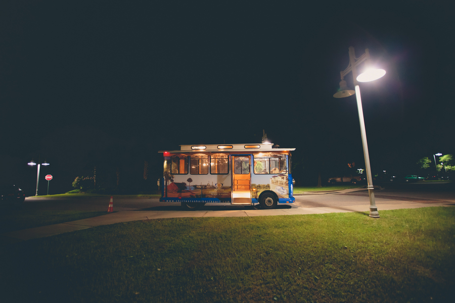 Charleston Harbor Resort & Marina Trolley