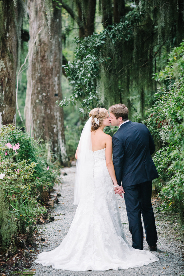 Tara & Richard's Magnolia Plantation and Gardens wedding