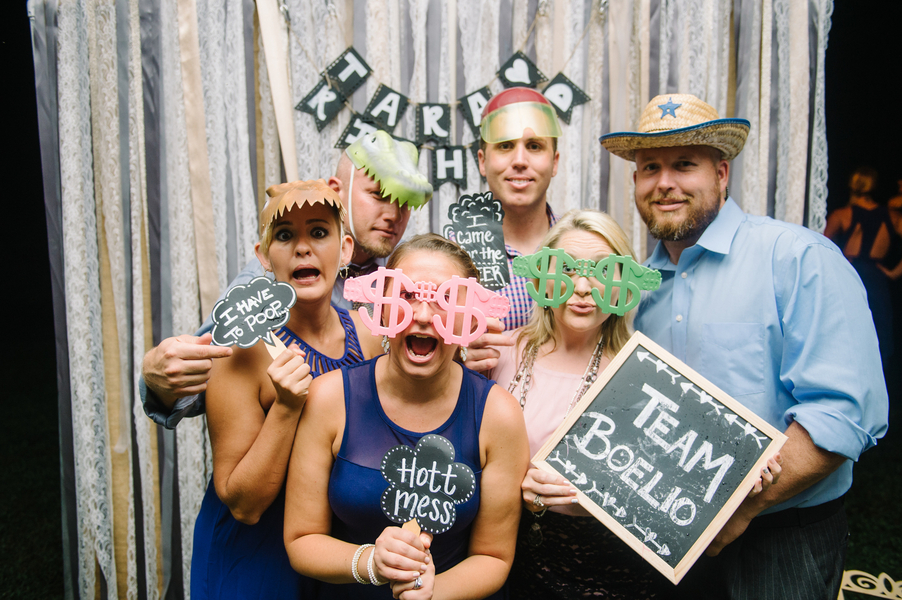 Charleston wedding photobooth