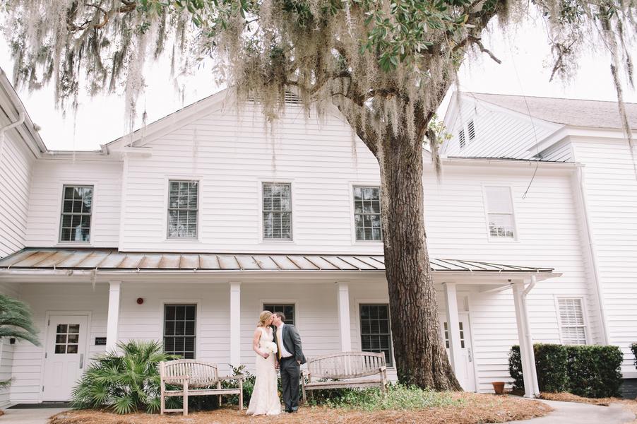 Mount Pleasant Presbyterian Church Wedding