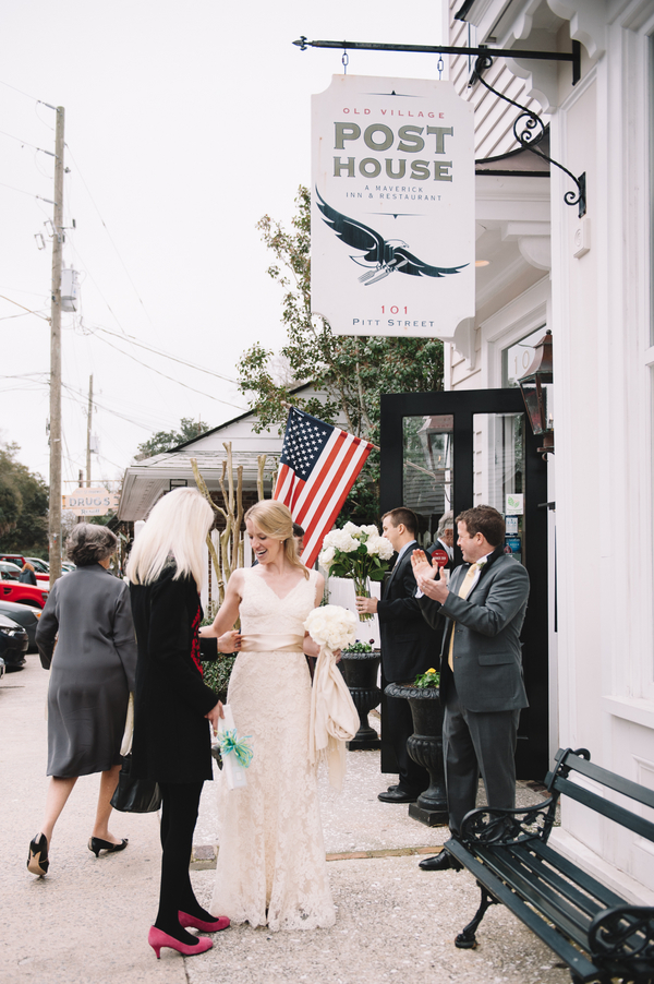 Old Village Post House Wedding