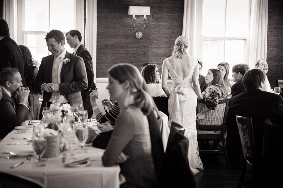 Wedding Reception in Charleston, SC