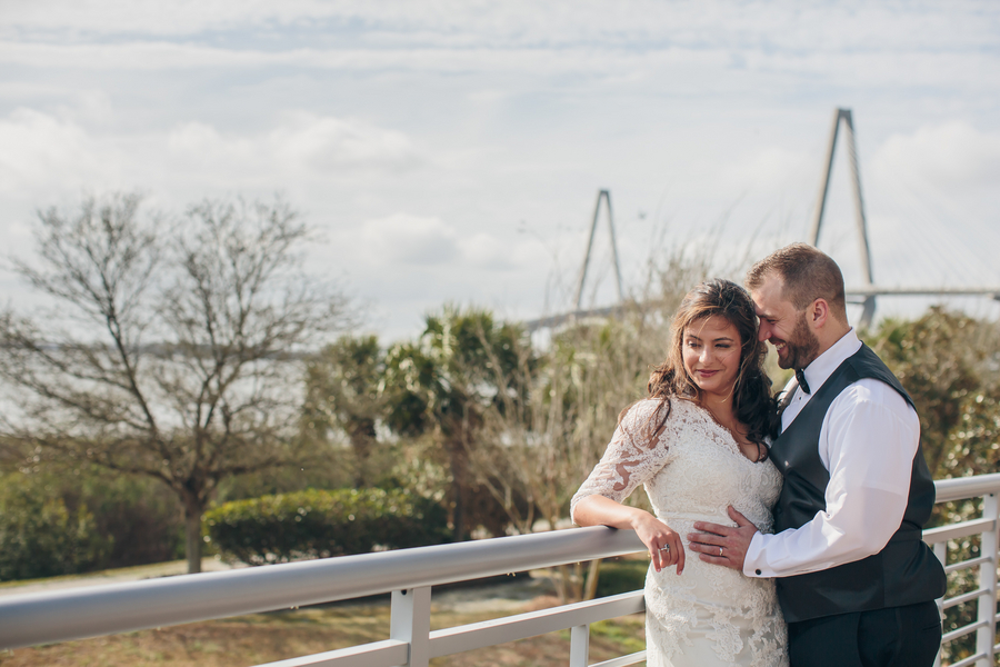 Harborside East wedding in Charleston, SC