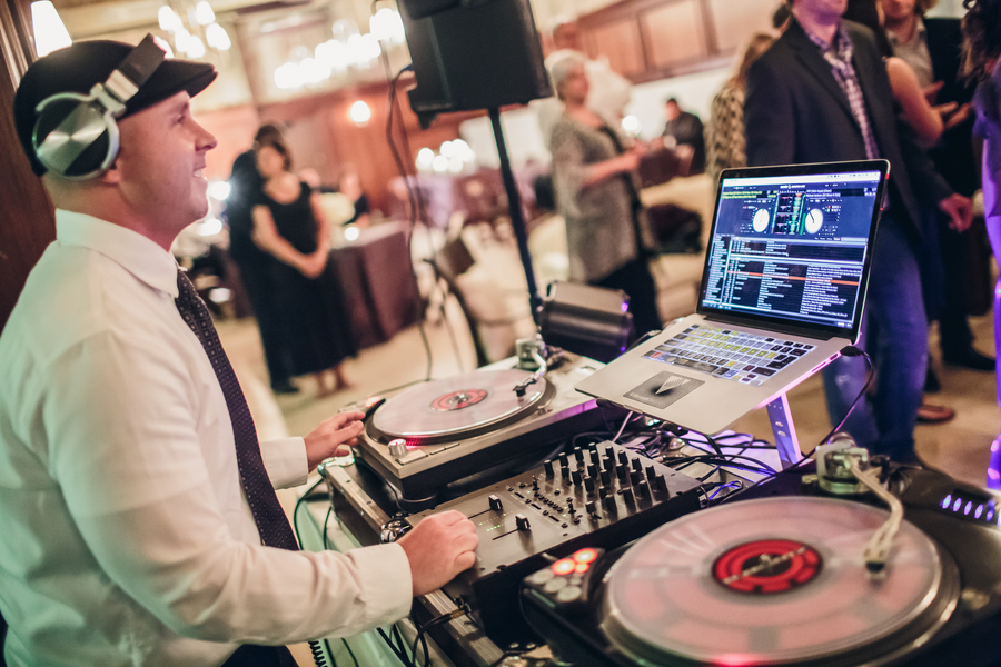 Charleston Wedding DJ