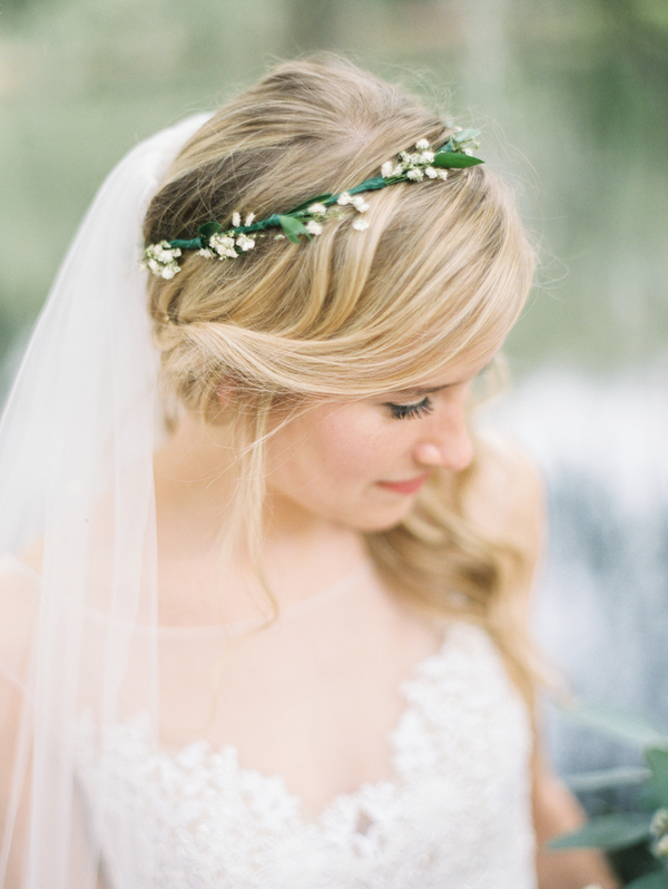 Charleston Floral Crown