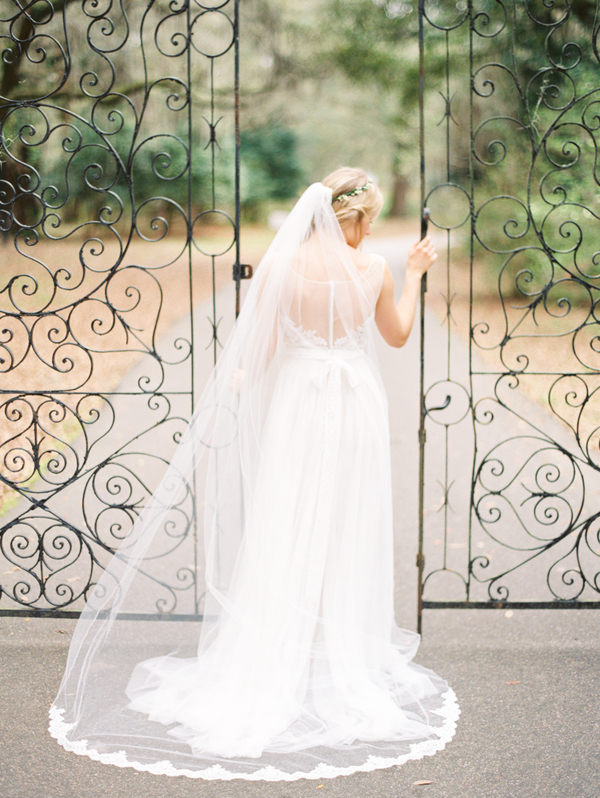 Legare Waring House Bridal Portraits
