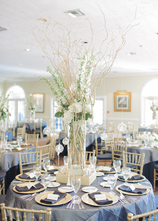 Myrtle Beach Wedding Centerpieces