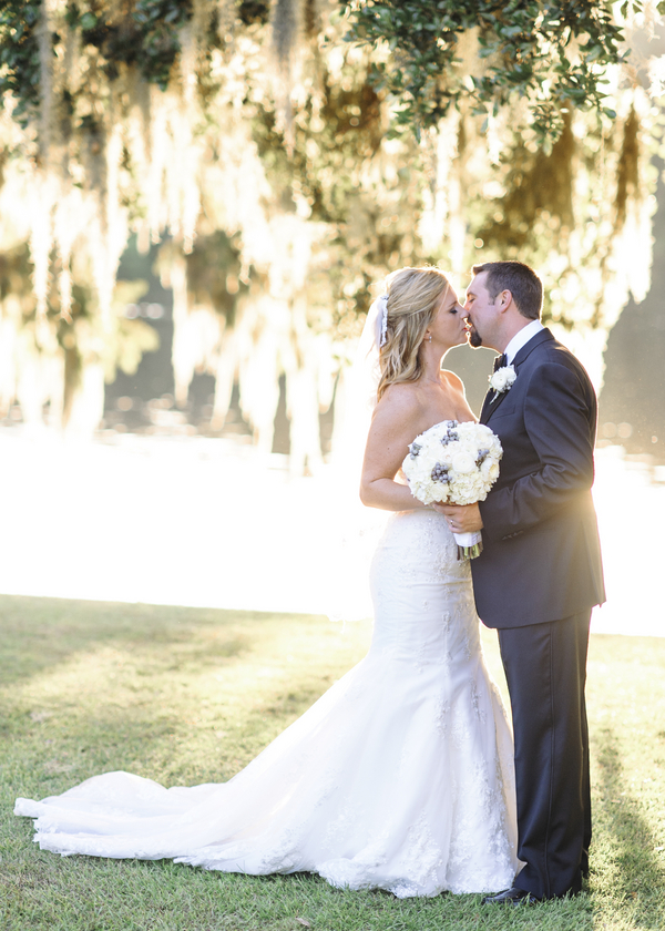 Jennifer & Anthony's Wachesaw Plantation wedding