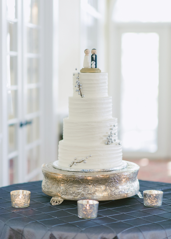 Myrtle Beach wedding cake