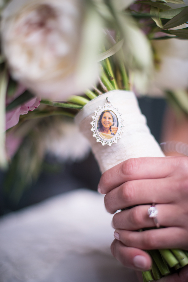 Charleston wedding heirloom