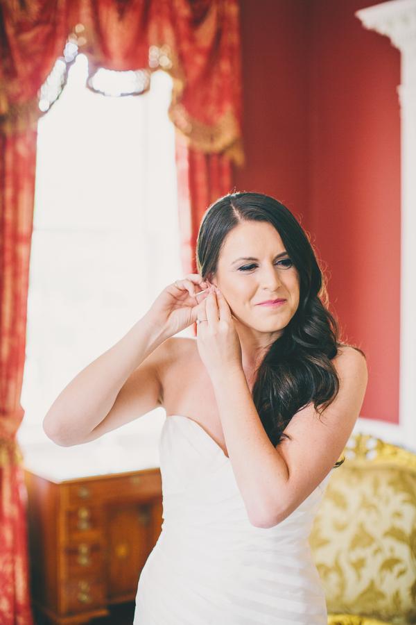 Charleston Wedding Earrings