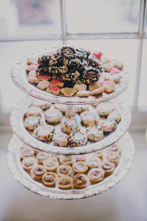 Charleston wedding catering - desserts