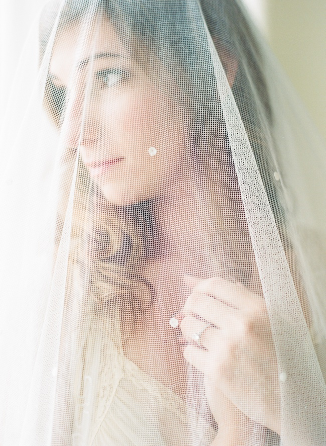 Charleston Wedding Veil by Shop Gossamer at RiverOaks