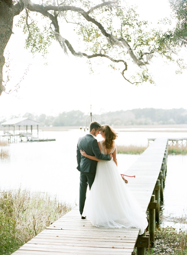 Charleston wedding dress by Astrid & Mercedes