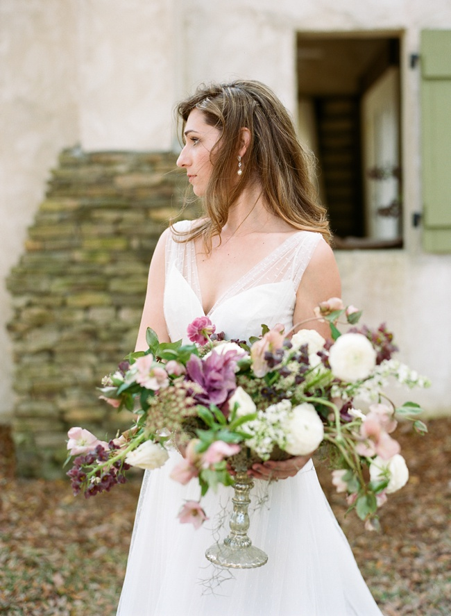Charleston wedding bouquet by Faith Teasley Photography