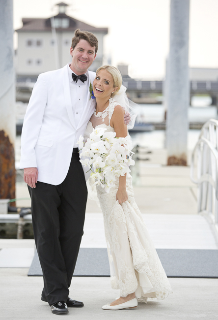 Charleston Wedding via Captured by Kate Photography