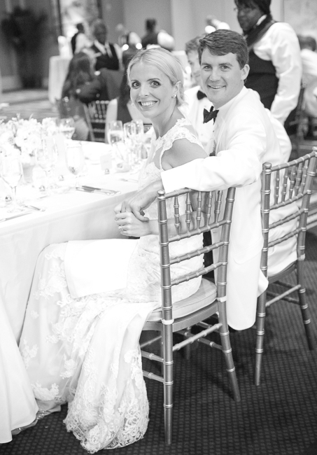 Charlotte & Hunter's Charleston Wedding reception