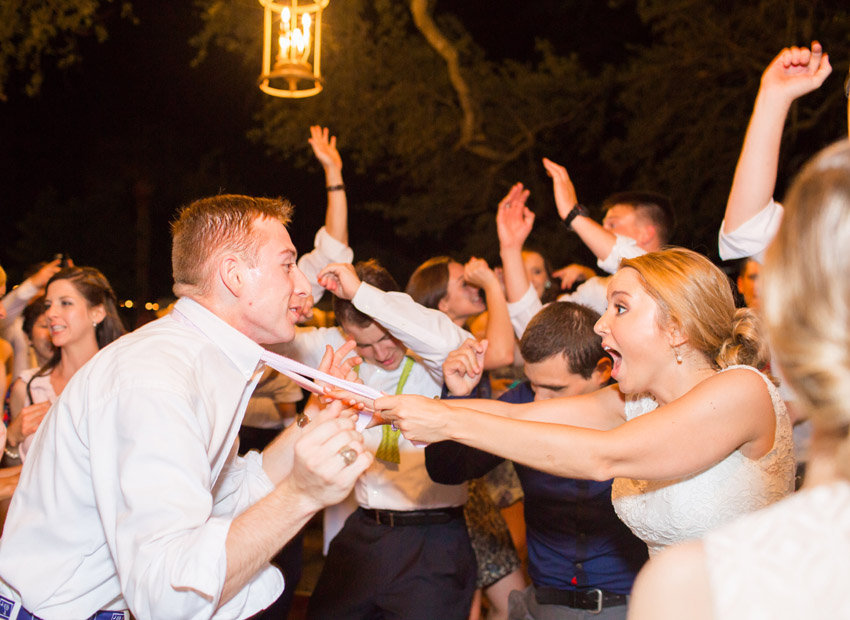 Lowcountry wedding reception in Beaufort, SC by Jessica Roberts Photography