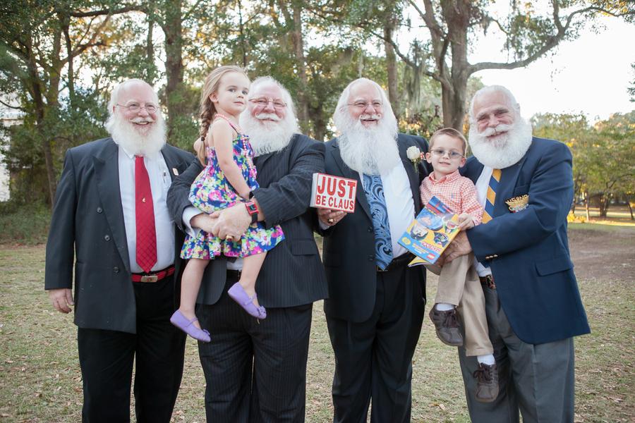 Real Santas from Santa University