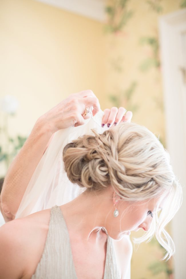Savannah Wedding Hair up-do by Beyond Beautiful by Heather