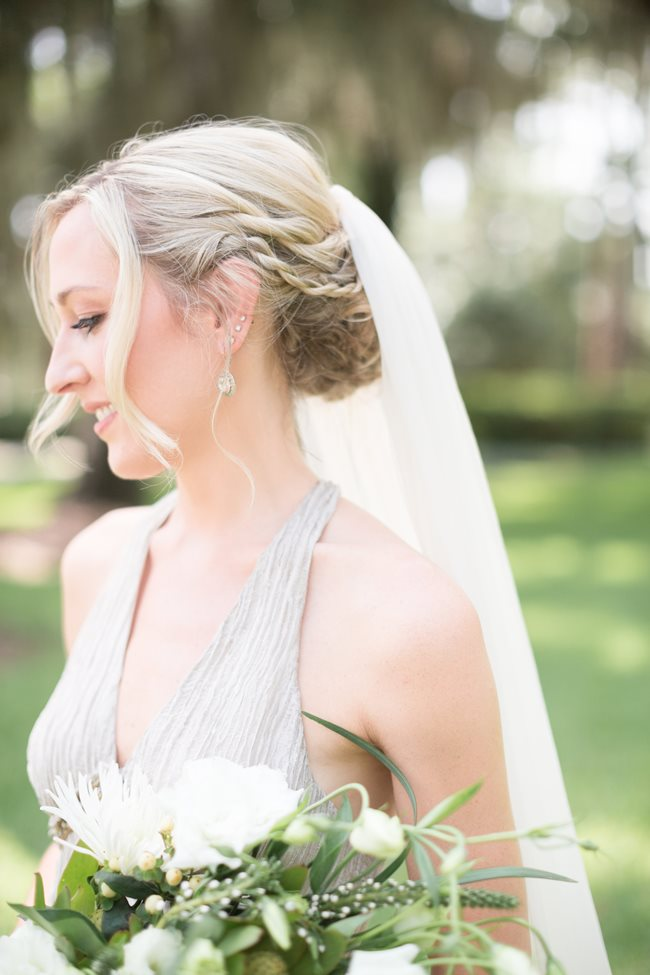 Savannah Bride Sarah at Plantation Landing wedding on Wilmington Island