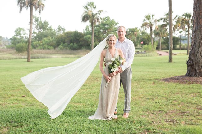 Sarah & Ryan's Savannah Wedding at Plantation Landing on Wilmington Island