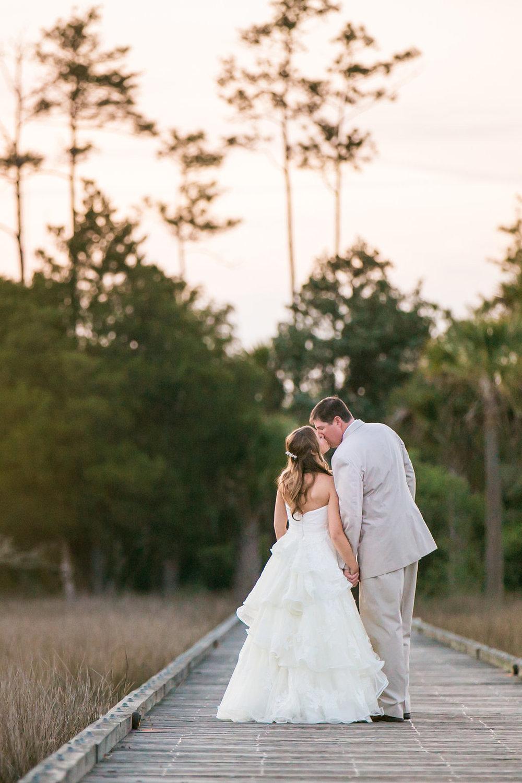 Charleston wedding at  Daniel Island Club by Carolina Photosmith