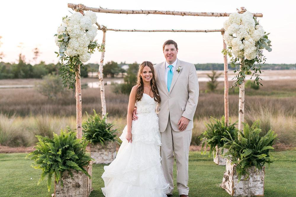 Charleston wedding at  Daniel Island Club