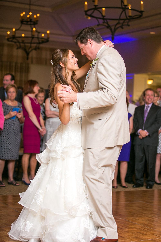 Daniel Island Club wedding reception in Charleston, SC