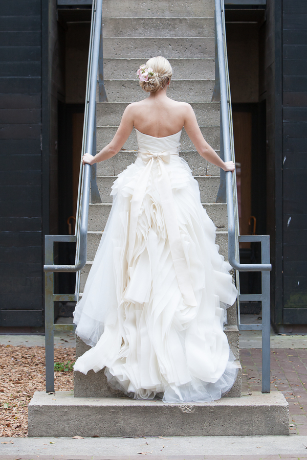 Charleston Wedding Dress at Middleton Place