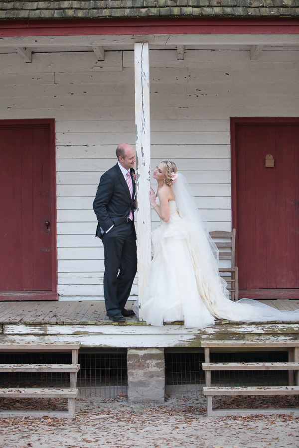 Rachel & Steven's Middleton Place Wedding