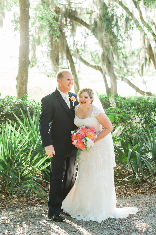 Michelle & Glen's Charleston wedding at Creek Club at I'On