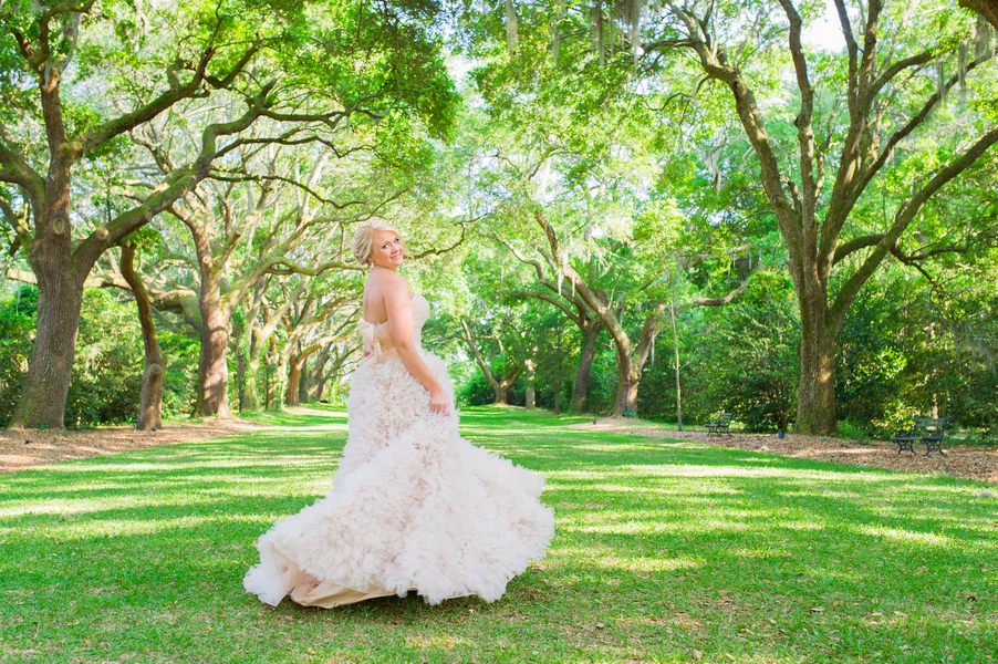 Legare Waring House Bridal Portraits by Charleston wedding photographer Priscilla Thomas Photography