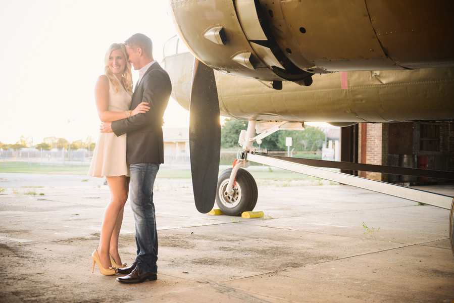 Myrtle Beach wedding engagement by Joshua Aaron Photography