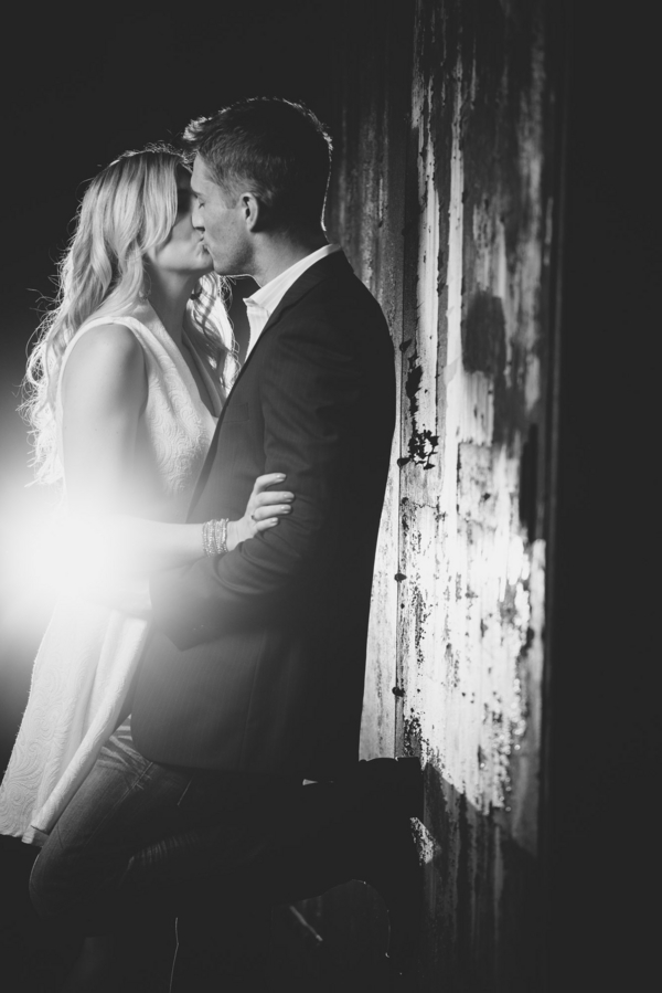 Charleston wedding engagement by Joshua Aaron Photography