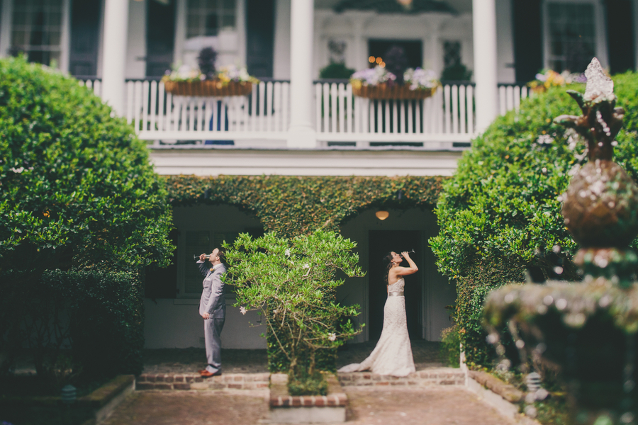 Katie & Derick's Charleston wedding at the Thomas Bennett House by Hyer Images