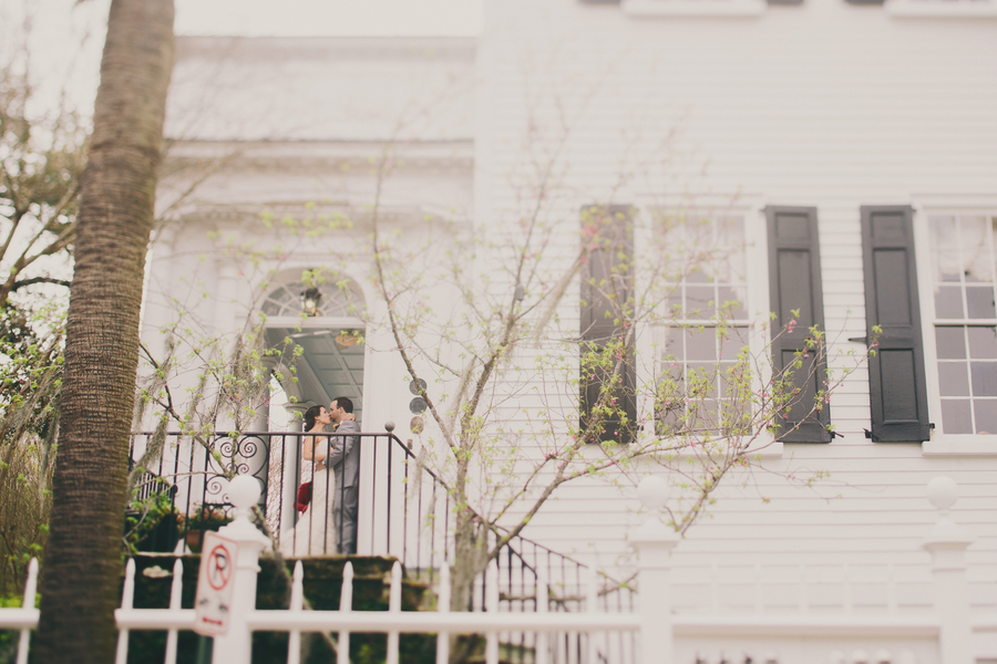 Governor Thomas Bennett House wedding by Mingle Charleston