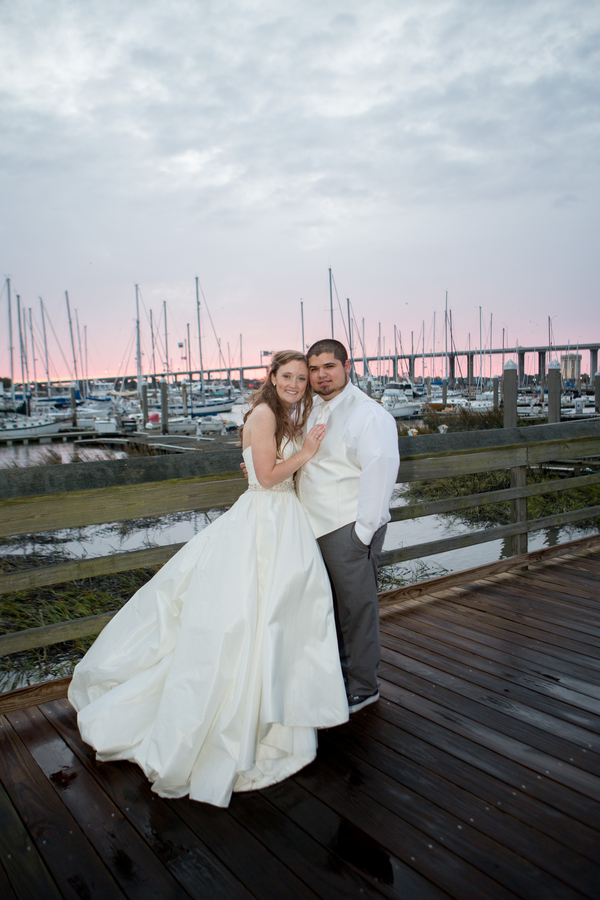 Wedding in Charleston, SC at Charleston Yacht Club by Stacy Howell Photography