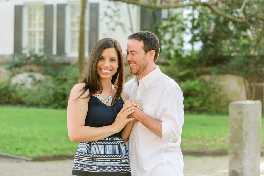 Aimee & Justin's Engagement by Priscilla Thomas Photography